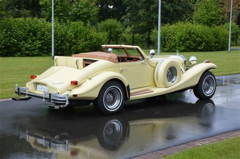 Auto Excalibur Preis by Classic Park Cars Excalibur Roadster K6