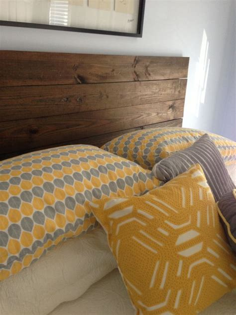 simple wooden headboard the 25 best homemade headboards ideas on pinterest