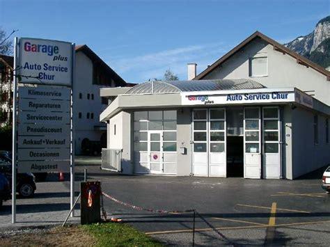werkstatt chur home auto service chur garage plus