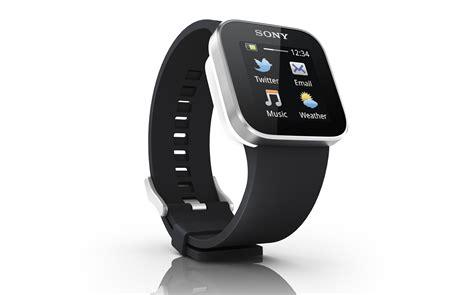 Smartwatch Sony Sony Smartwatch Brings Texting To Your Wrist Wired
