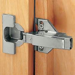 choosing suitable hinges for the kitchen cabinets