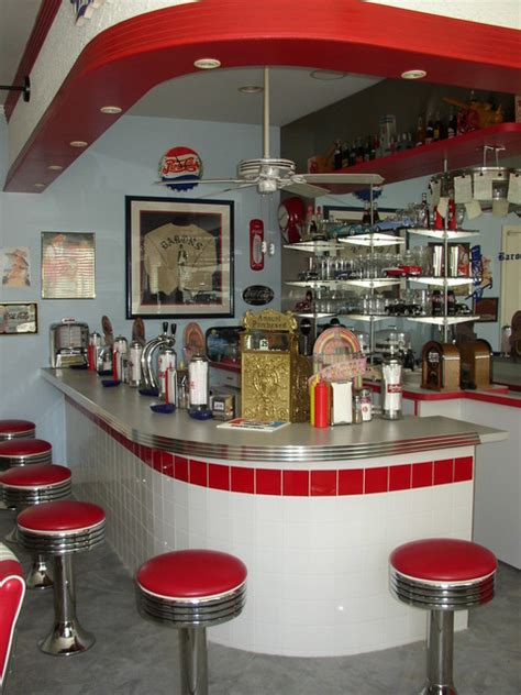 soda fountain bar eclectic kitchen los angeles