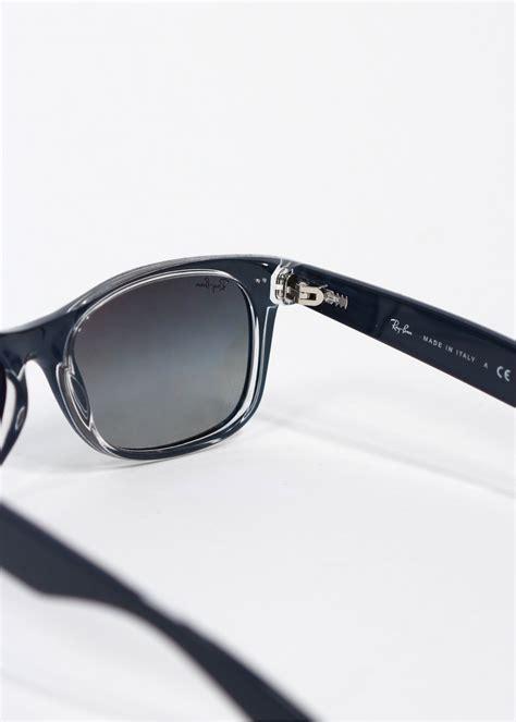 ban new wayfarer sunglasses blue