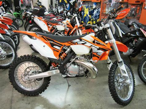 ktm motocross bikes for sale 2013 ktm 250 xc w dirt bike for sale on 2040 motos