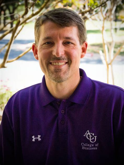 Acu Mba Executive by The College Of Business At Acu 187 Spotlight On Brad Crisp