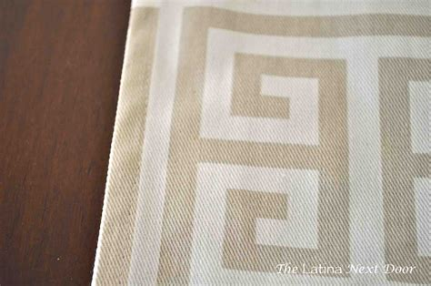how to sew a table runner how to sew a table runner the latina next door