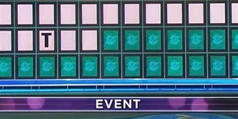 wheel of fortune board template brilliant wheel of fortune contestant solves puzzle with