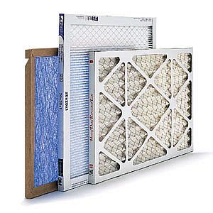 spray household air filters with colloidal silver