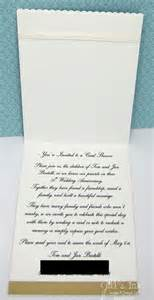 50th anniversary card shower invitation s ink