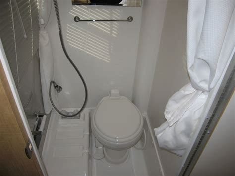 Rv Bathroom Toilet Shower Combo by 8817i