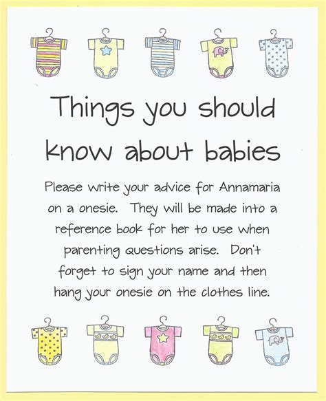 baby shower things to do baby shower things you should about by cardsbykooper
