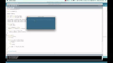 tutorial arduino deutsch arduino lernen episode 012 firmata deutsch doovi