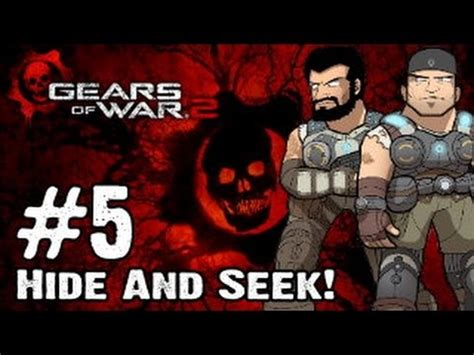 Hide And Seek Part Vi In Midtown by Gears Of War 2 King Of The Hill Gameplay Multiplayer