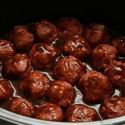 crock pot grape jelly meatballs party time pinterest