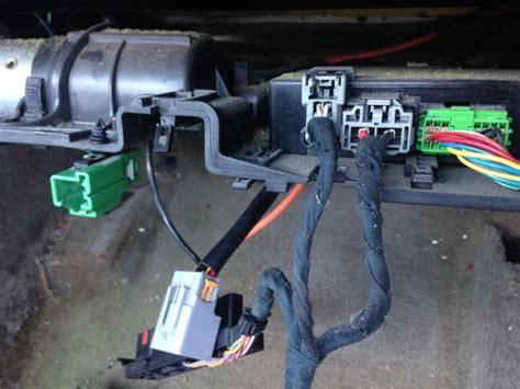 power seat swap  wiring