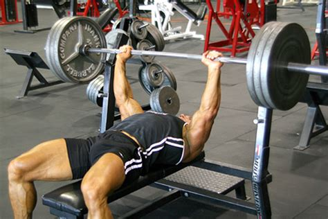 most weight bench pressed 3 best workouts for a thicker bigger chest