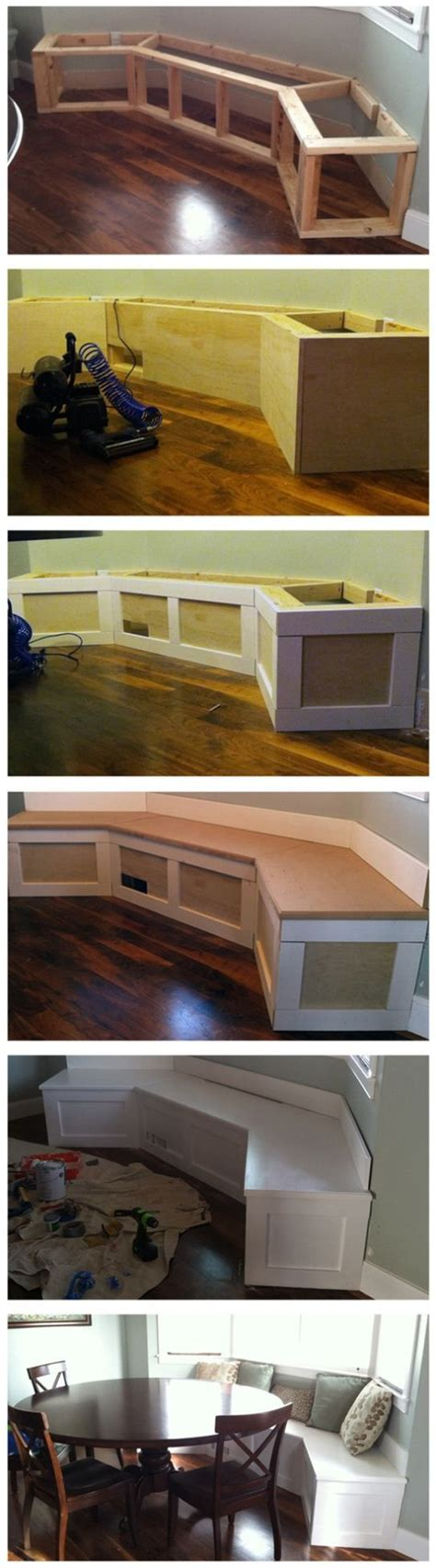 kitchen bay fenster diy window seat would fit perfectly in the living room