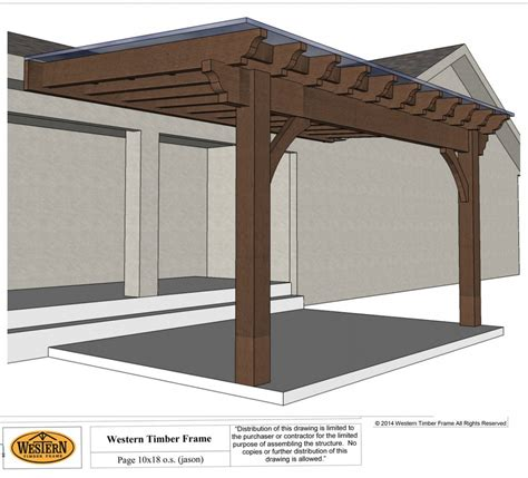 wooden pergola with roof cedar city attached pergola with translucent corrugated