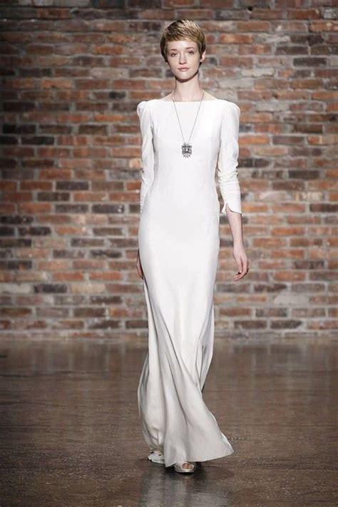 Schicke Brautkleider by 31 Vestidos De Novia Sencillos Pero Elegantes Para Novias