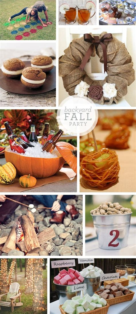 fall backyard party ideas you ll love these amazing backyard fall party ideas
