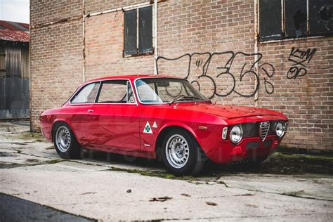 Alfa Romeo Gta by Alfa Bertone 1600 Gta Classic Racing Annonces