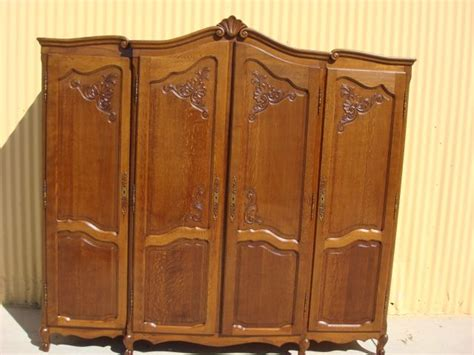 vintage wardrobe armoire french antique armoire wardrobe french antique bedroom
