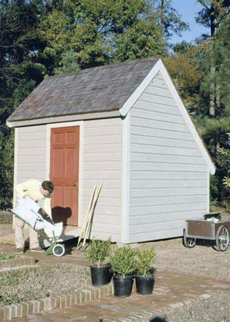 Southern Sheds by Garden Storage Shed Southern Living House Plans