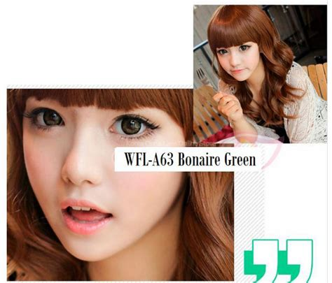 Geo Xtra Flower Bornaire Brown 1 geo flower bonaire green wfl a63 green contact lens solution lens