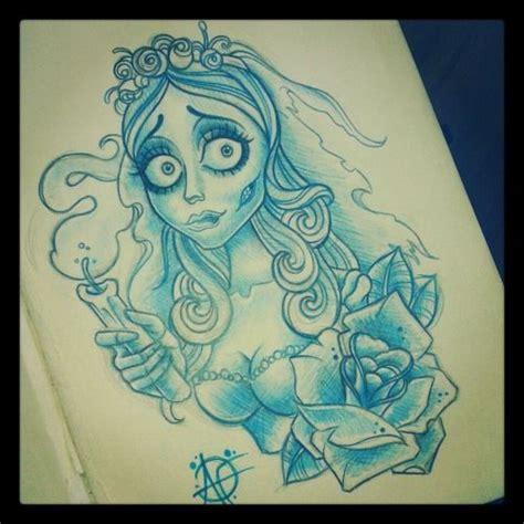 tattoo nightmares unhappy customer disney pin ups my corpse bride design to tattoo on a
