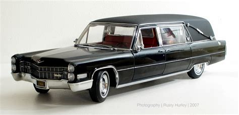 1966 Cadillac Hearse by 1966 Cadillac Landau Hearse Diecast Model Legacy Motors