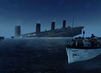 titanic boat now now you can explore the titanic shipwreck from your living