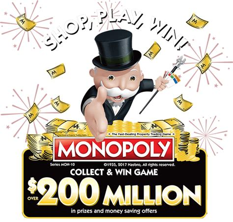 Safeway Monopoly Sweepstakes - albertson s safeway 171 play monopoly collect win game 171 infinite sweeps
