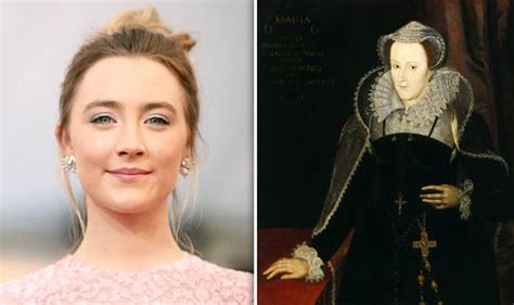 film mary queen of scots mary queen of scots actress saoirse ronan takes lead role