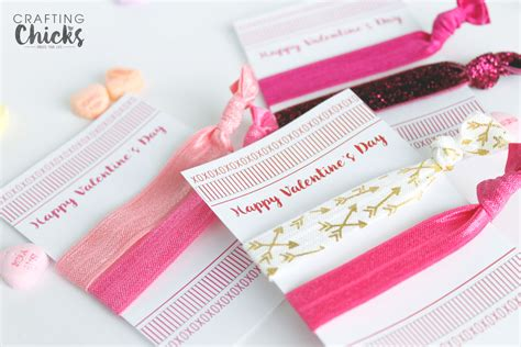 hair tie card template elastic hair tie cards the crafting