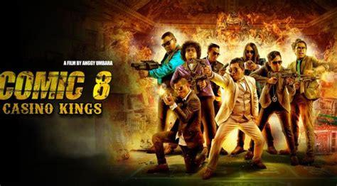 nominasi film terbaik 2016 comic 8 sabet gelar poster film terbaik iboma 2016