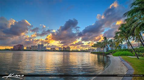 Best Home And Landscape Design Software west palm beach sunset skyline from flagler