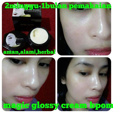 Harga Magic Glossy Asli jual magic glossy original review jual