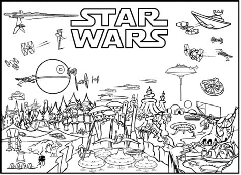 lego wars characters coloring pages get this printable lego wars coloring pages 6910