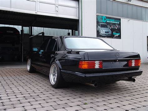W126 Tieferlegen by Offficial W126 Picture Thread Page 13 Mbworld Org Forums