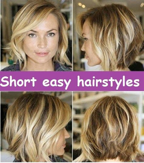 fast easy hair for round faces 17 best images about hair style on pinterest short weave