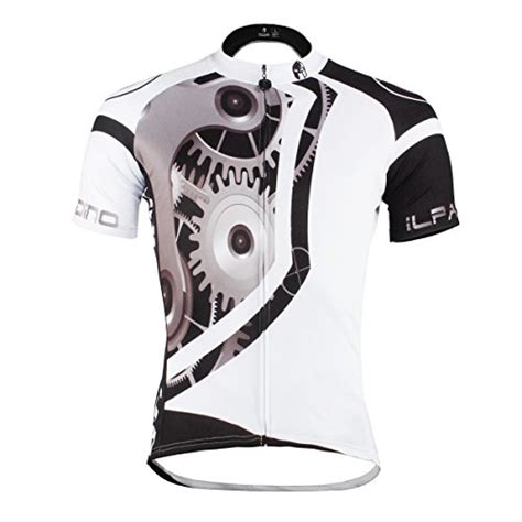 pattern bike jersey paladin men s mechanical pattern bike shirt short sleeve