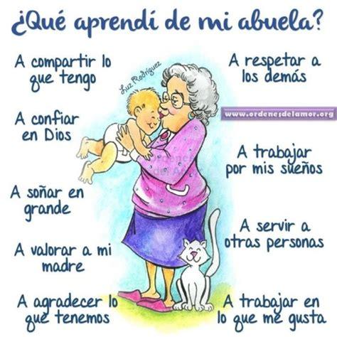imagenes que digan te amo abuela im 225 genes con frases de te amo abuela te quiero abuelo para