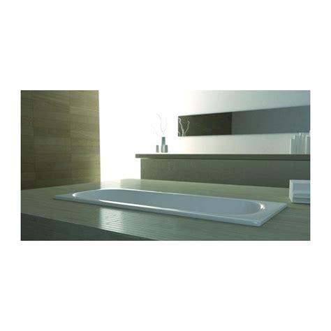 vasca da bagno 120x70 vasca da incasso 120x70 cm in acciaio vendita