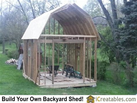 pictures of gambrel sheds photos of gambrel sheds