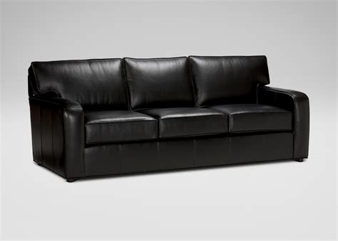 ethan allen leather sectional best ethan allen sleeper sofas homesfeed