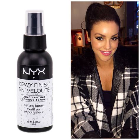 Nyx Finishing Spray how to get longer lasting makeup try the nyx setting