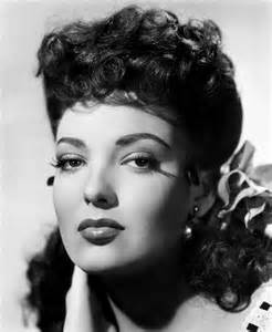 womens haircuts of the thirties and forties linda darnell annex