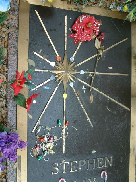 stevie ray vaughan gravesite