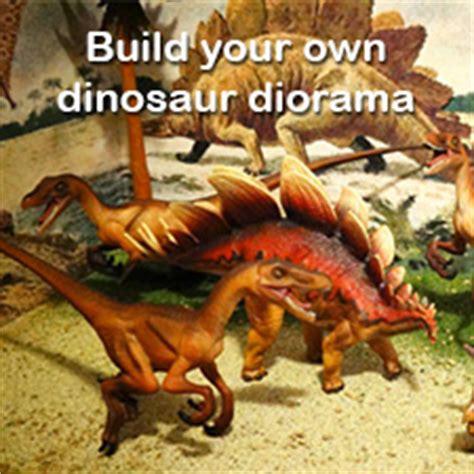 printable dinosaur diorama background dinosaur diorama tutorial make your own dinosaur diorama
