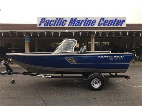 crestliner boat reviews crestliner 1650 fish hawk boat test notes boats